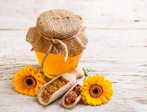 Mierea în cosmetică
